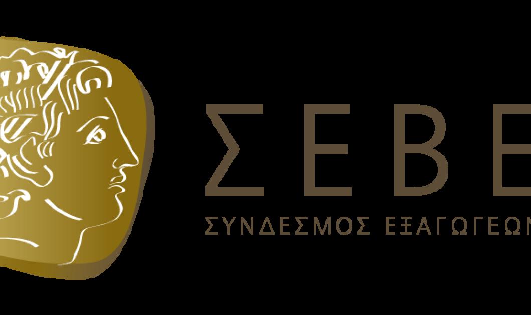 Ένας ωραίος Αλέξανδρος με βοστρύχους σε χρυσαφί - μπρονζέ είναι  το νέο λογότυπο του ΣΕΒΕ - Ιδού και η επωνυμία - Κυρίως Φωτογραφία - Gallery - Video