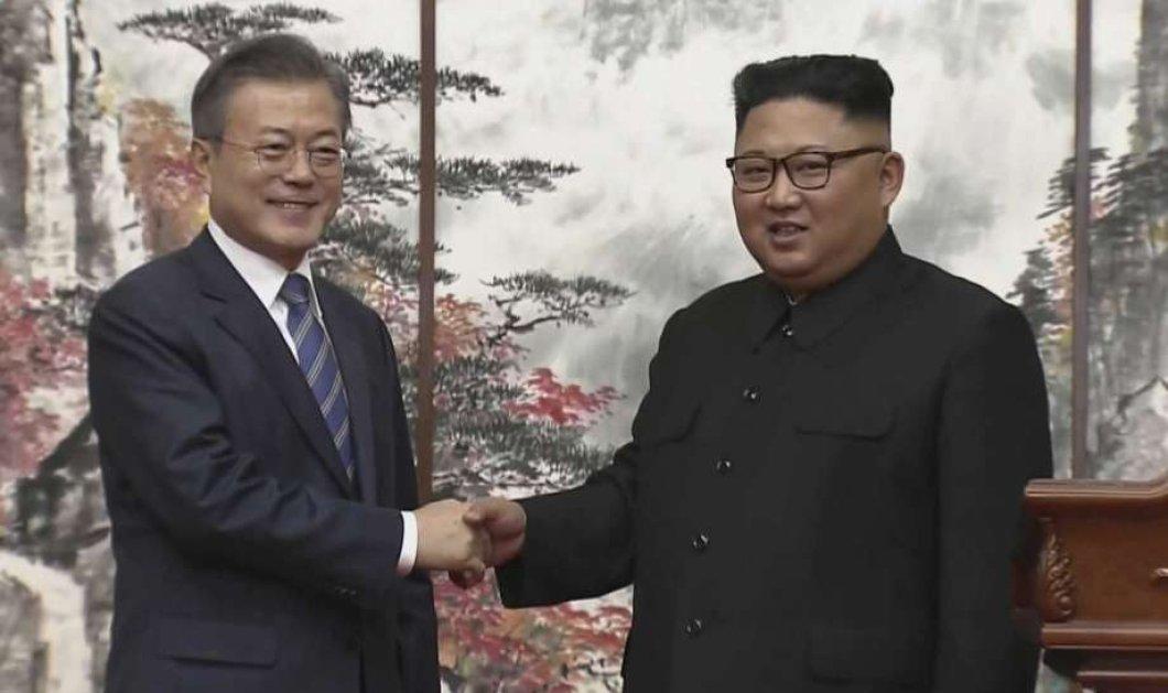 Αφήνουν πίσω την έχθρα: Βόρεια και Νότια Κορέα θα διεκδικήσουν τη συνδιοργάνωση των Ολυμπιακών Αγώνων! - Κυρίως Φωτογραφία - Gallery - Video