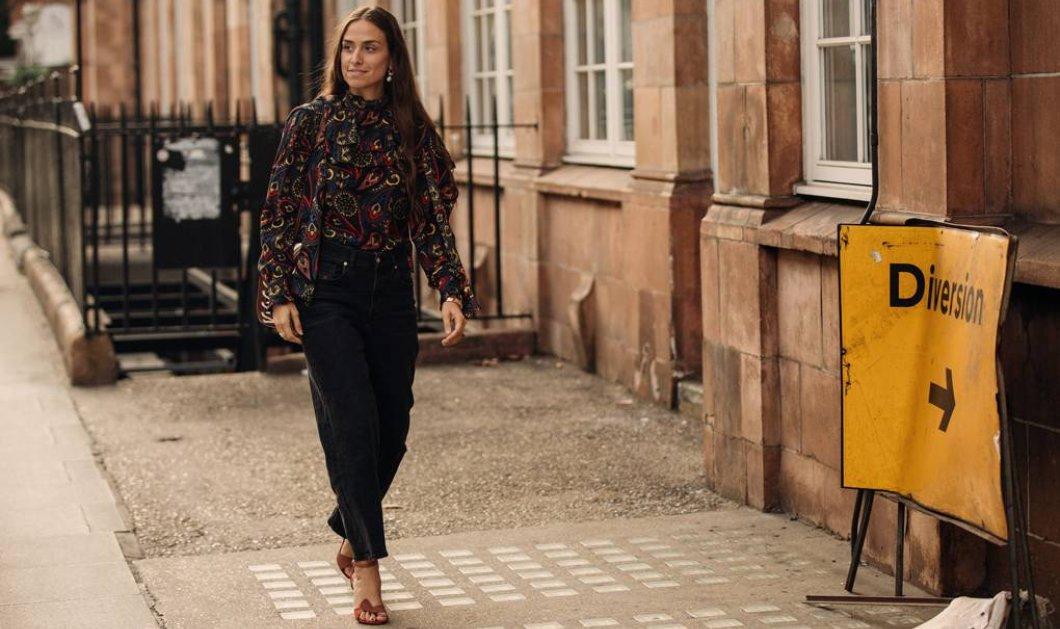 Street Style: 10 κομψότατες προτάσεις από την Εβδομάδα Μόδας του Λονδίνου - Στιλ, άνεση και φινέτσα στην καθημερινότητα (Φωτό) - Κυρίως Φωτογραφία - Gallery - Video