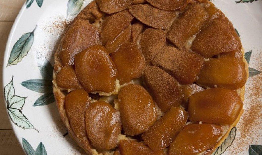 Πανεύκολη μηλόπιτα με άρωμα Γαλλία: Ταρτ τατέν από τον Στέλιο Παρλιάρο - Κυρίως Φωτογραφία - Gallery - Video