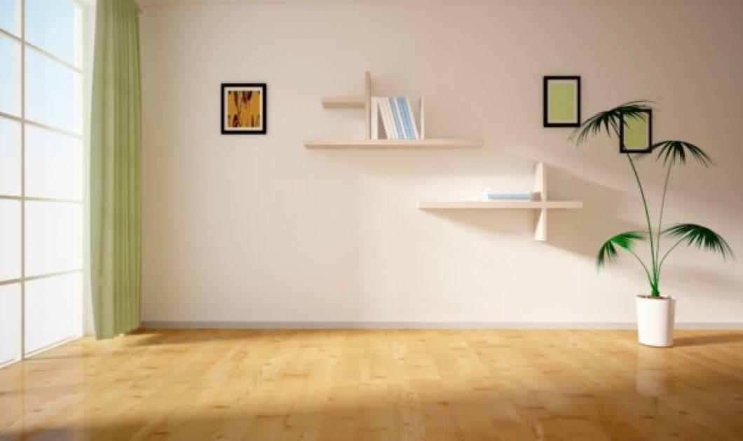 Έτσι θα έχετε πεντακάθαρο πάτωμα χωρίς καθάρισμα - Κυρίως Φωτογραφία - Gallery - Video