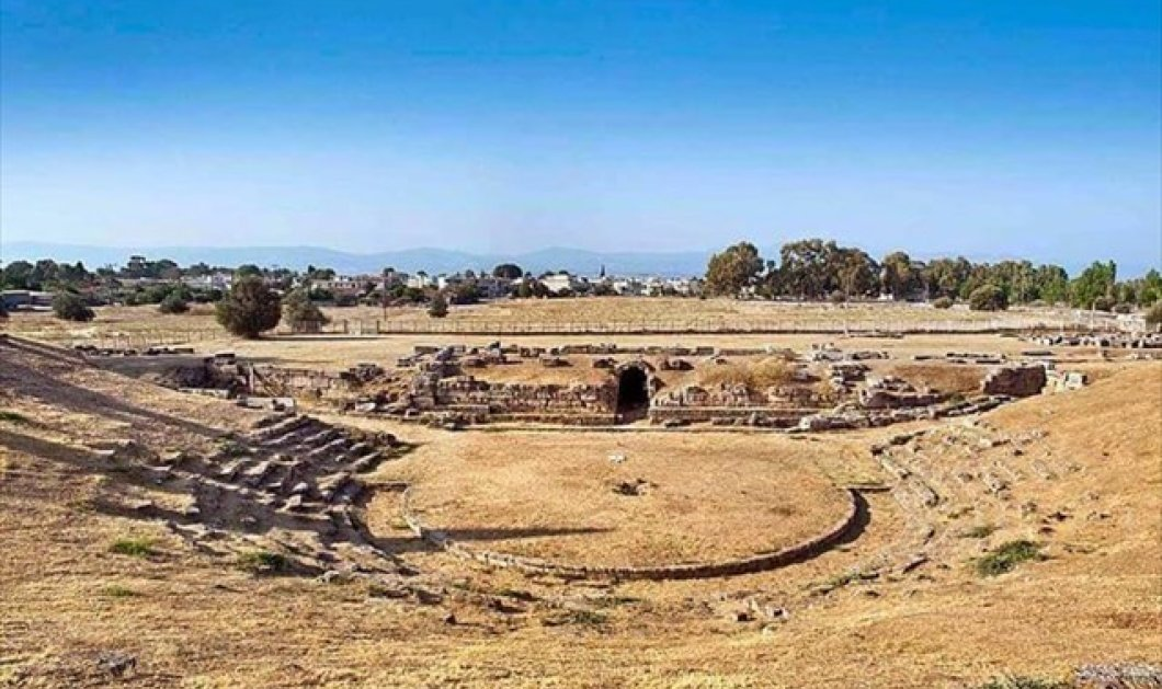 Good news: Το Αρχαίο Θέατρο της Ερέτριας ανοίγει έπειτα από 40 χρόνια  - Κυρίως Φωτογραφία - Gallery - Video