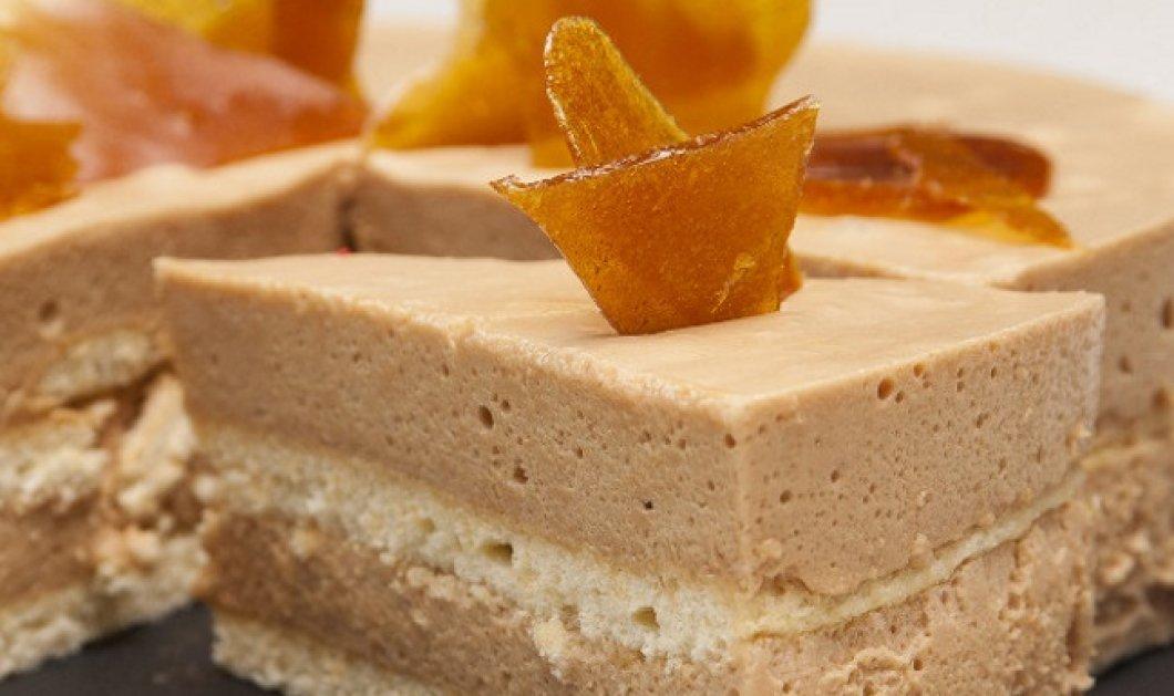 Ο Στέλιος Παρλιάρος μάς φτιάχνει εντυπωσιακή τούρτα καραμέλα - Κυρίως Φωτογραφία - Gallery - Video
