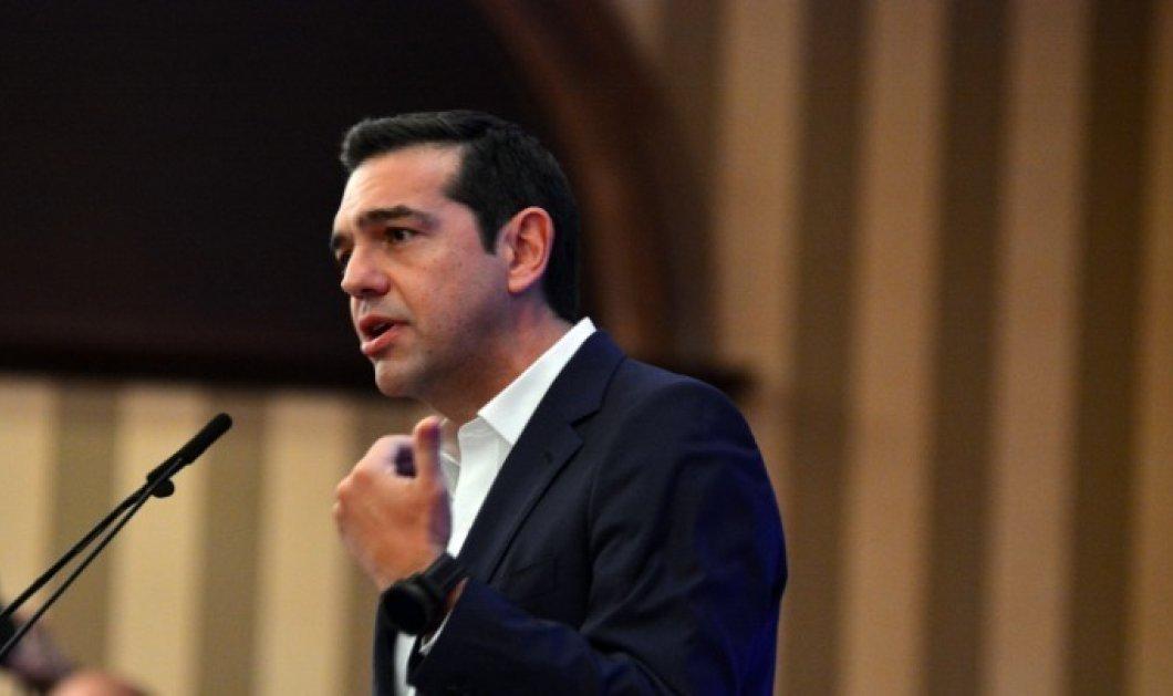 Αλέξης Τσίπρας: Σήμερα η πρώτη κυβερνητική απόφαση που σηματοδοτεί την έξοδο από τα μνημόνια - Κυρίως Φωτογραφία - Gallery - Video