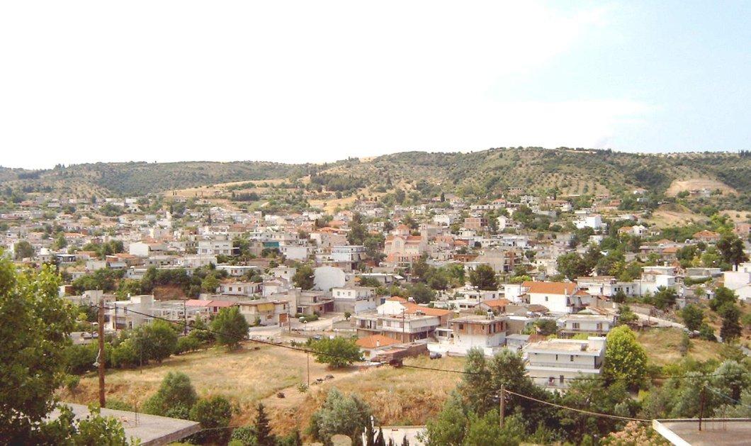Χωρίς νερό χωριό στη Θήβα λόγω κλοπής καλωδίων - Κυρίως Φωτογραφία - Gallery - Video