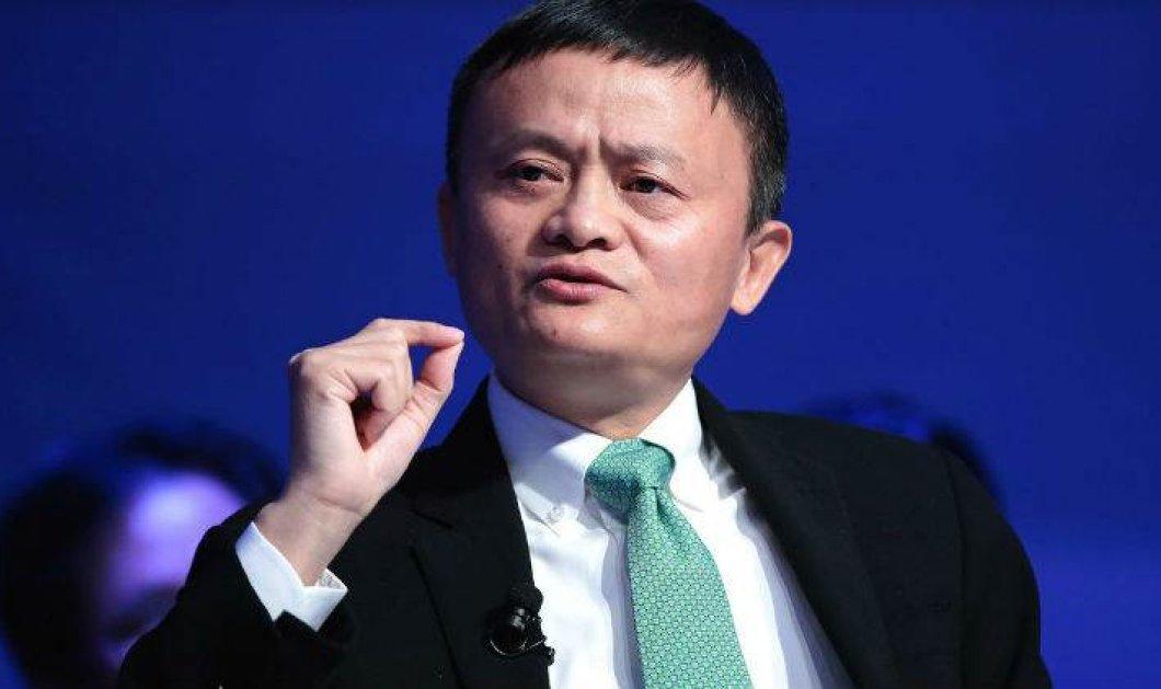 Τζακ Μα, ιδρυτής Alibaba και πολυεκατομυριούχος: Απέτυχα 3 φορές στις εξετάσεις - Σε 30 δουλειές απορρίφθηκα! - Κυρίως Φωτογραφία - Gallery - Video