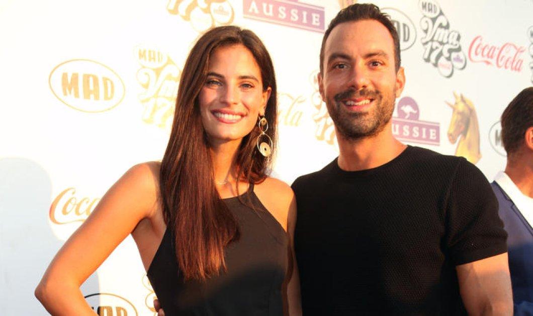 Έτσι ντύθηκαν ο Σάκης Τανιμανίδης και η Χριστίνα Μπόμπα στο pre -wedding πάρτι τους - η ώρα η καλή! (φώτο-βίντεο) - Κυρίως Φωτογραφία - Gallery - Video