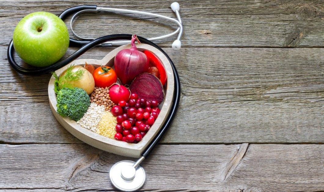 Αρτηριακή πίεση: Ποια τρόφιμα πρέπει να αποφεύγετε και ποια όχι - Αυτή είναι η κατάλληλη δίαιτα - Κυρίως Φωτογραφία - Gallery - Video