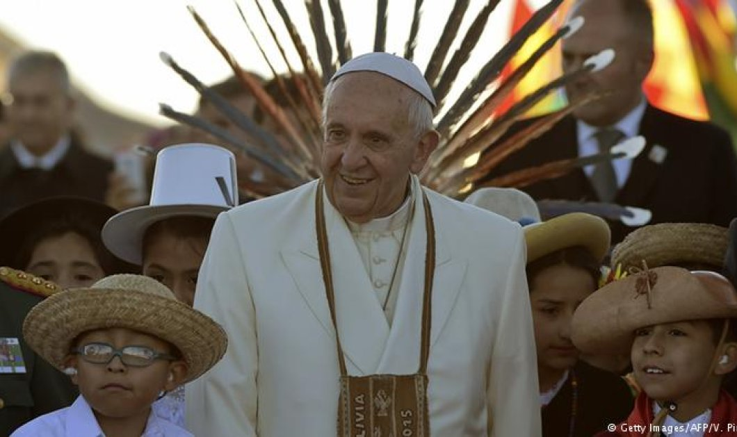 Βατικανό: Ο πάπας Φραγκίσκος αγιοποίησε σε μια λαμπρή τελετή δύο αμφιλεγόμενες προσωπικότητες (φώτο- βίντεο) - Κυρίως Φωτογραφία - Gallery - Video