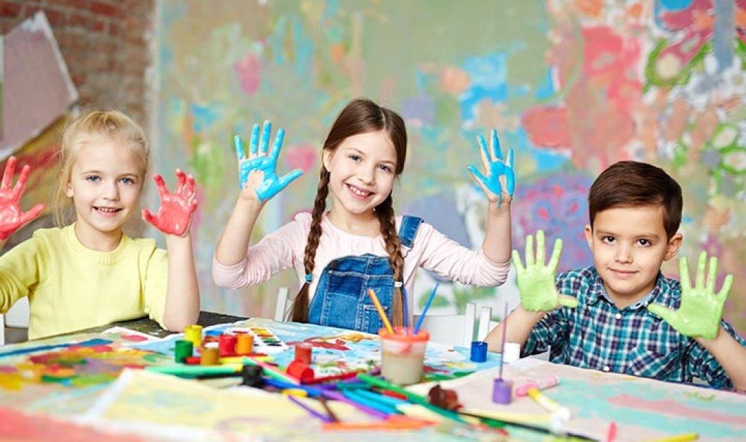 «Φαντάσου τι κρύβει το λυχνάρι!»: Διαγωνισμός ζωγραφικής για παιδιά 4-12 ετών από το Μουσείο Κυκλαδικής Τέχνης  - Κυρίως Φωτογραφία - Gallery - Video