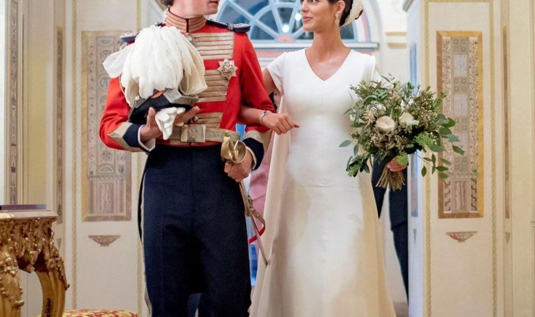 Όταν ο καλλονός Δούκας έβαλε στολή ιππότη στον παραμυθένιο γάμο του με την υπέροχη νύφη (Φωτό & Βίντεο) - Κυρίως Φωτογραφία - Gallery - Video
