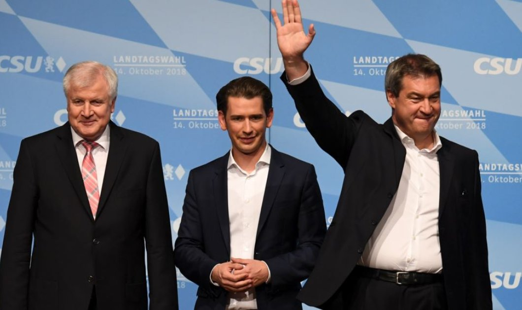 Εκλογές θρίλερ σήμερα στη Βαυαρία - Απρόβλεπτες οι συνέπειες της επόμενης μέρας - Κυρίως Φωτογραφία - Gallery - Video