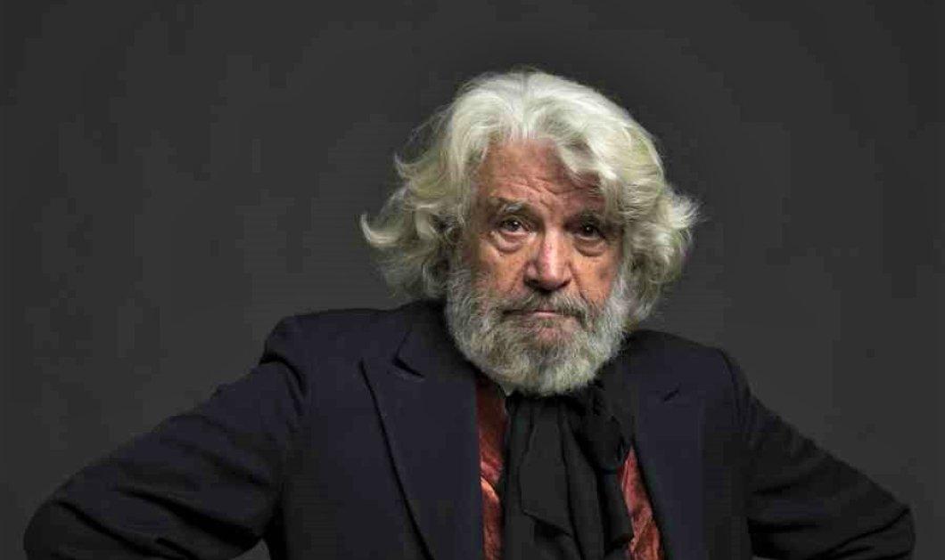 Άγγελος Αντωνόπουλος: Τώρα μου λείπουν τα παιδιά που δεν έκανα - Όμως το θέατρο... η καταφυγή μου - Με ανανεώνει η ποίηση  - Κυρίως Φωτογραφία - Gallery - Video