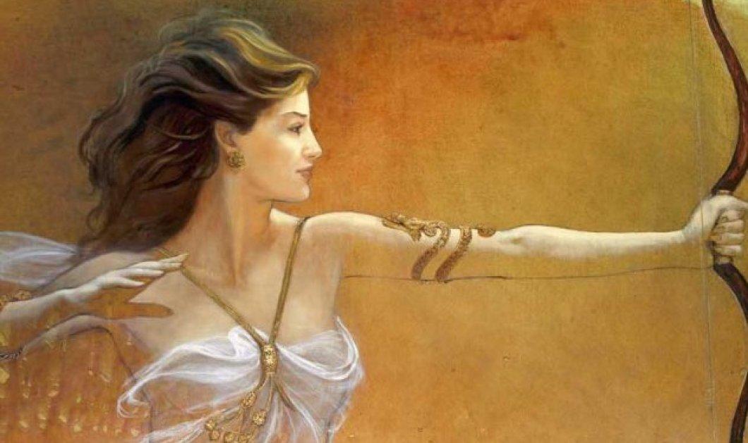 Greek Mythos - Θεά Άρτεμις η παρθένα: Έβαλε σκυλιά να κατασπαράξουν αυτόν που την είδε γυμνή & τιμωρούσε όποιαν ερωτευόταν - Κυρίως Φωτογραφία - Gallery - Video