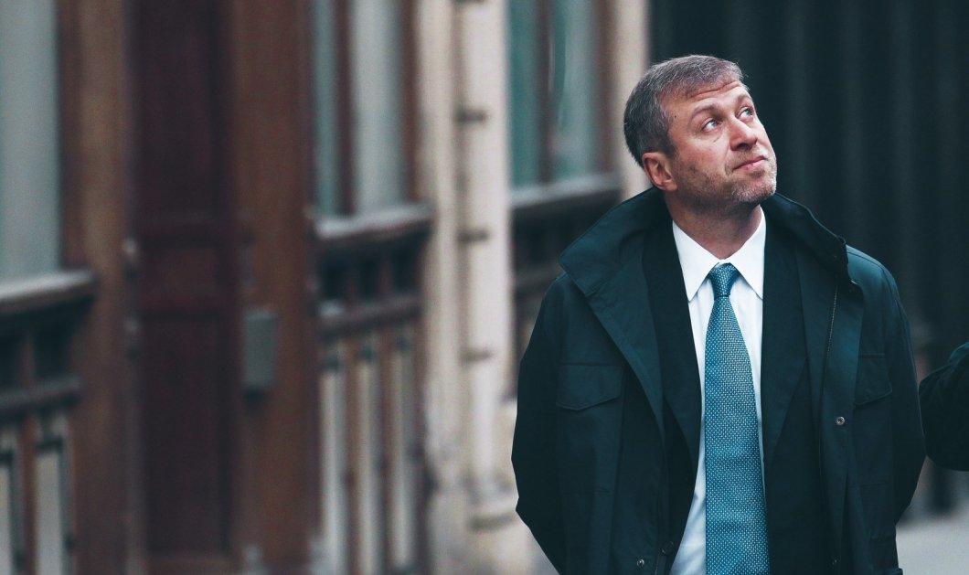Ρομάν Αμπράμοβιτς: Φτωχός & ορφανός, από τα 3 έγινε δισεκατομμυριούχος -  3 σύζυγοι και μια μπαλαρίνα στην ζωή του (φωτό & βίντεο) - Κυρίως Φωτογραφία - Gallery - Video