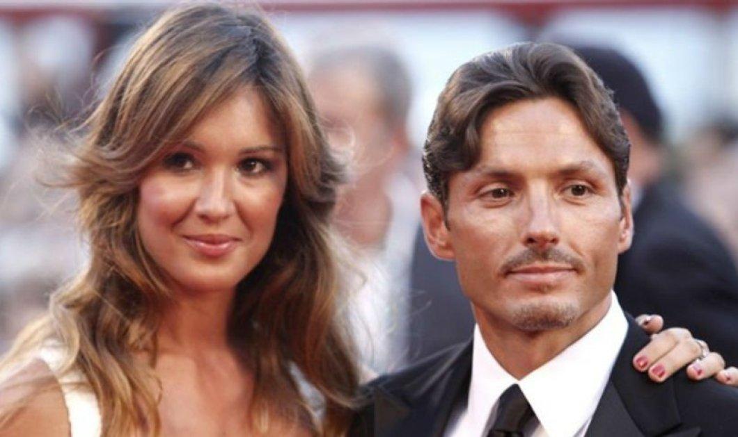 Εγκλωβισμένος με την καλλονή παρουσιάστρια γυναίκα του ο γιος του Σίλβιο Μπερλουσκόνι λόγω κακοκαιρίας (Φωτό & Βίντεο) - Κυρίως Φωτογραφία - Gallery - Video