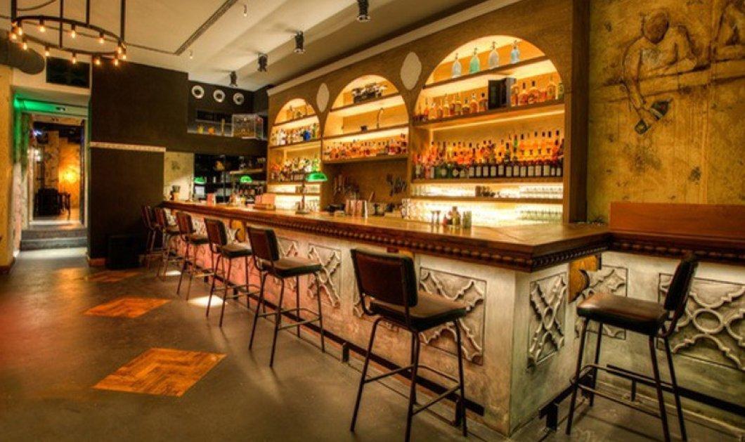 Ξανά τα ίδια δύο ελληνικά μπαρ της Αθήνας ανάμεσα στα 50 καλύτερα του κόσμου - Κυρίως Φωτογραφία - Gallery - Video