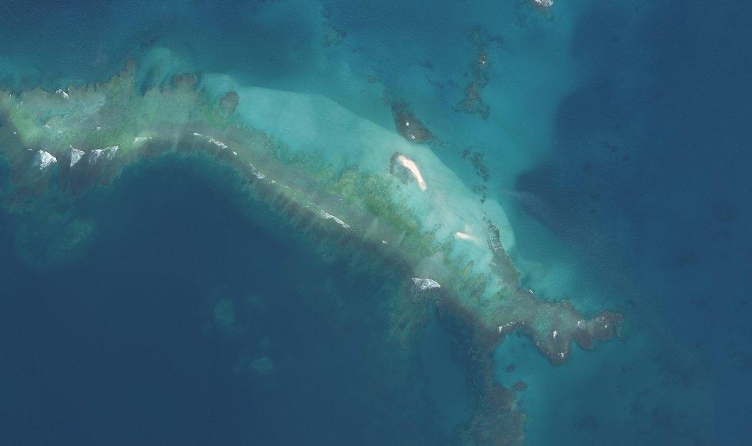 Η δύναμη της Φύσης: Τυφώνας εξαφάνισε νησί της Χαβάης (Βίντεο) - Κυρίως Φωτογραφία - Gallery - Video