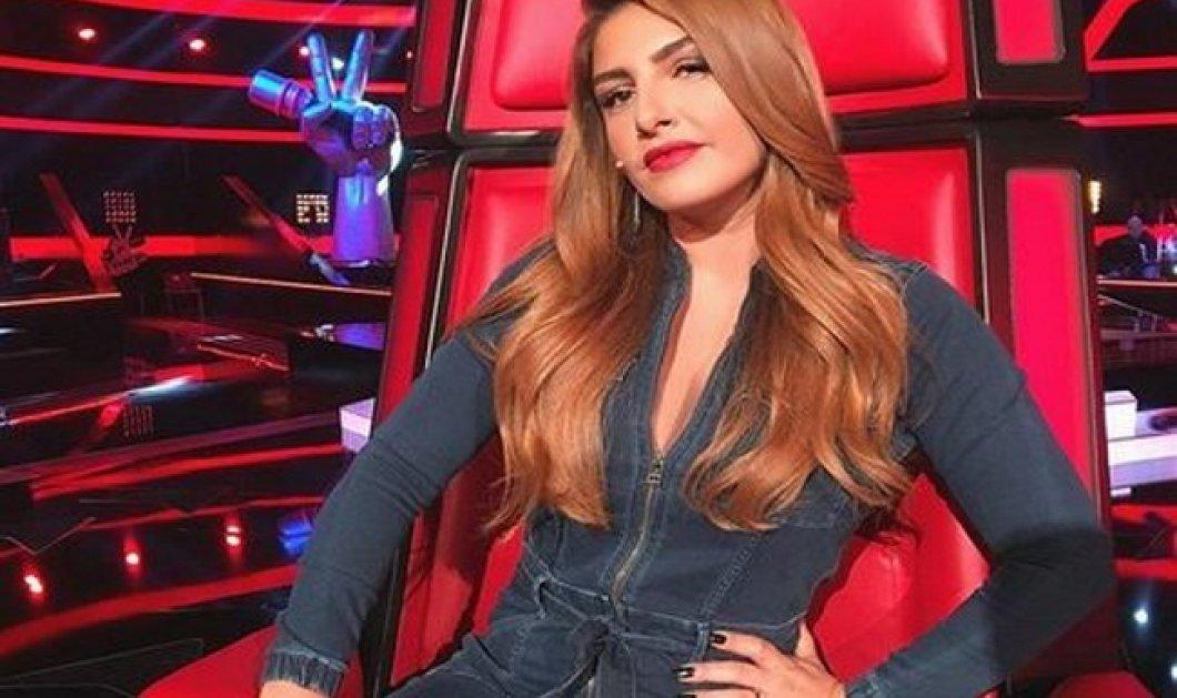 Έλενα Παπαρίζου στο «The Voice»: «Πειράζει να κλάψω σήμερα;» - Ποιος τραγουδιστής τη συγκίνησε με το «Ένας αϊτός»; (Βίντεο) - Κυρίως Φωτογραφία - Gallery - Video