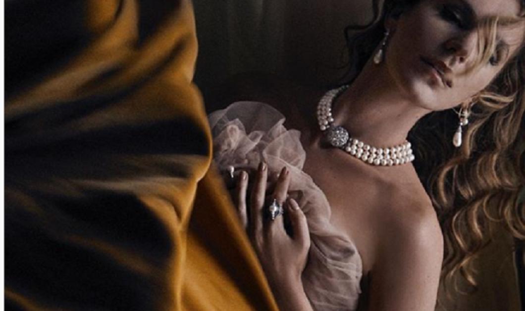Ευγενία Νιάρχου : Η πλούσια κληρονόμος ποζάρει για την Vogue με δικά της κοσμήματα & το περιδέραιο της Μαρίας Αντουανέτας  (Φώτο) - Κυρίως Φωτογραφία - Gallery - Video