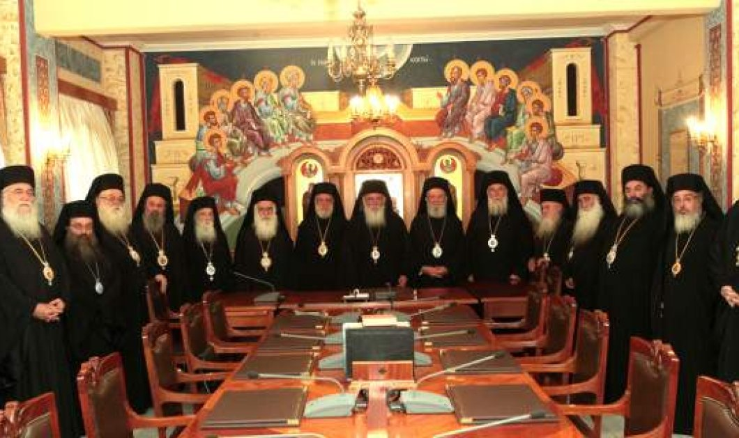 Το ποσό των 1,848 εκατ. € θα πληρώσει η Εκκλησία για τον ΕΝΦΙΑ - Κυρίως Φωτογραφία - Gallery - Video