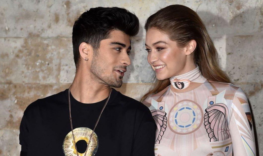 Επανασύνδεση της χρονιάς: Η Gigi Hadid και ο Zayn Malik είναι πάλι μαζί - Το πάθος τους ξαναέφερε κοντά (Φωτό & Βίντεο) - Κυρίως Φωτογραφία - Gallery - Video