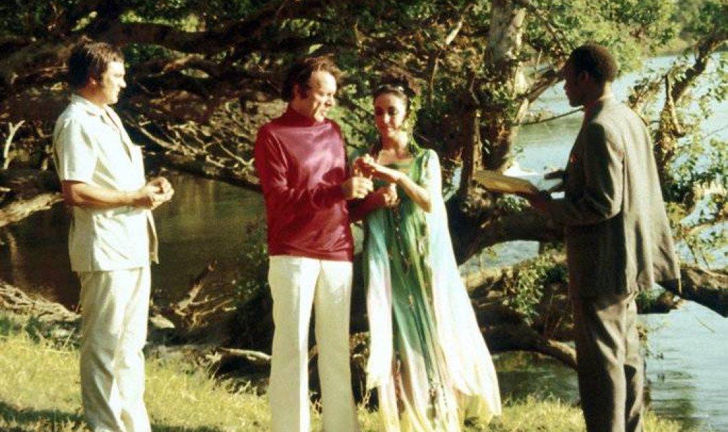 Επέτειος σήμερα του δεύτερου γάμου Λιζ Τέιλορ – Ρίτσαρντ Μπάρτον: Τι φόρεσε η σταρ εκτός από το διαμάντι 34 καρατίων (Φωτό & Βίντεο) - Κυρίως Φωτογραφία - Gallery - Video