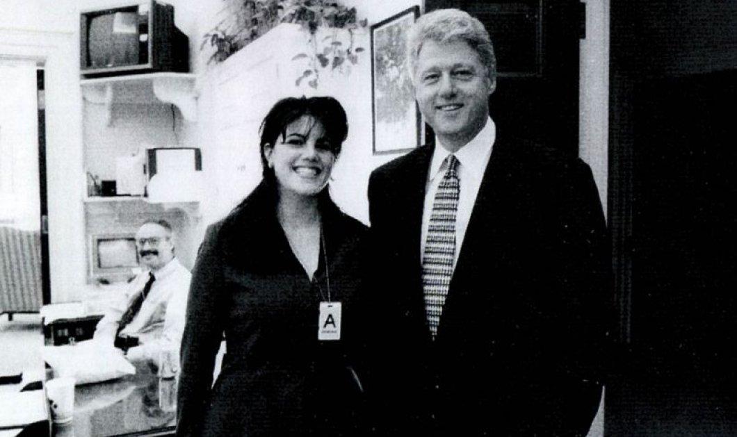 20 χρόνια μετά την πιο διάσημη απιστία η Χίλαρι Κλίντον δικαιολογεί τον άνδρα της: Ήταν ενήλικη η Λεβίνσκι - Κυρίως Φωτογραφία - Gallery - Video