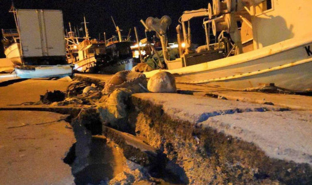 Σεισμός ξύπνησε την Ελλάδα: H δόνηση 6,4 Ρίχτερ με επίκεντρο την Ζάκυνθο μεγαλύτερη από του 1953 – (Φώτο & Βίντεο) - Κυρίως Φωτογραφία - Gallery - Video