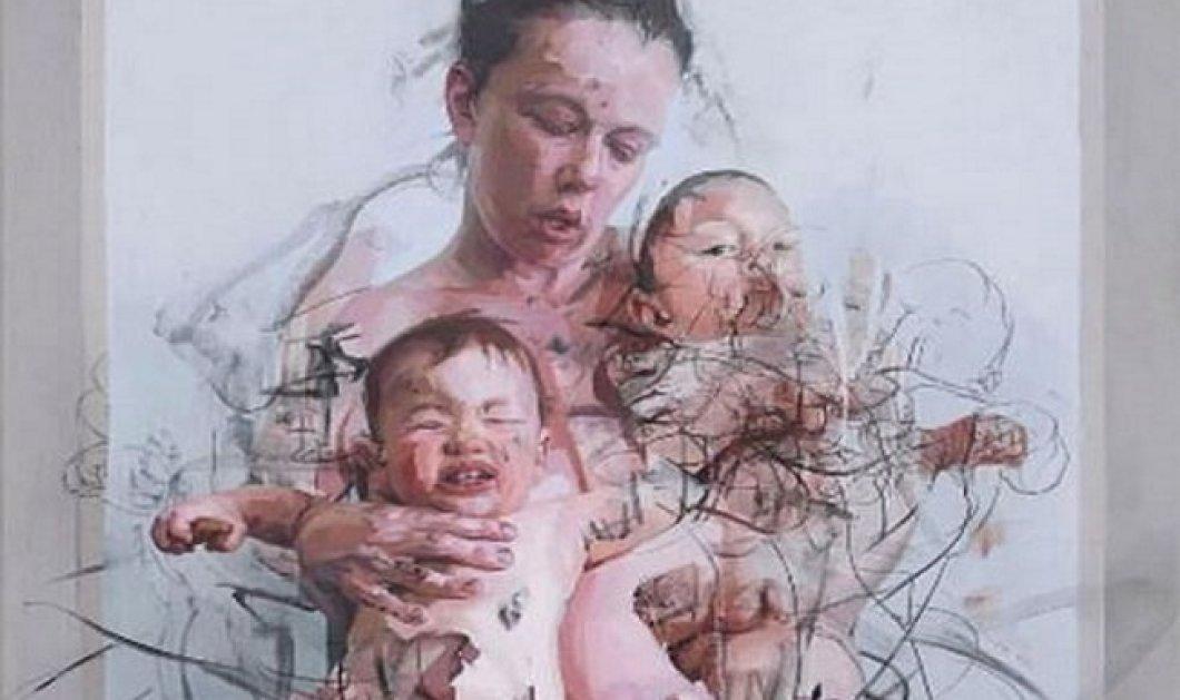 Top Woman η Τζένι Σάβιλ: Η ζωγράφος που ο πίνακάς της πουλήθηκε 10,7 εκατ. ευρώ - Η πιο ακριβοπληρωμένη εν ζωή (Φωτό) - Κυρίως Φωτογραφία - Gallery - Video