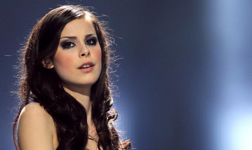 Η Lena, η Γερμανίδα νικήτρια της Eurovision, έγινε τέρας που πίνει αίμα! Το Halloween κάνει αγνώριστους τους διάσημους (Φωτό & Βίντεο) - Κυρίως Φωτογραφία - Gallery - Video