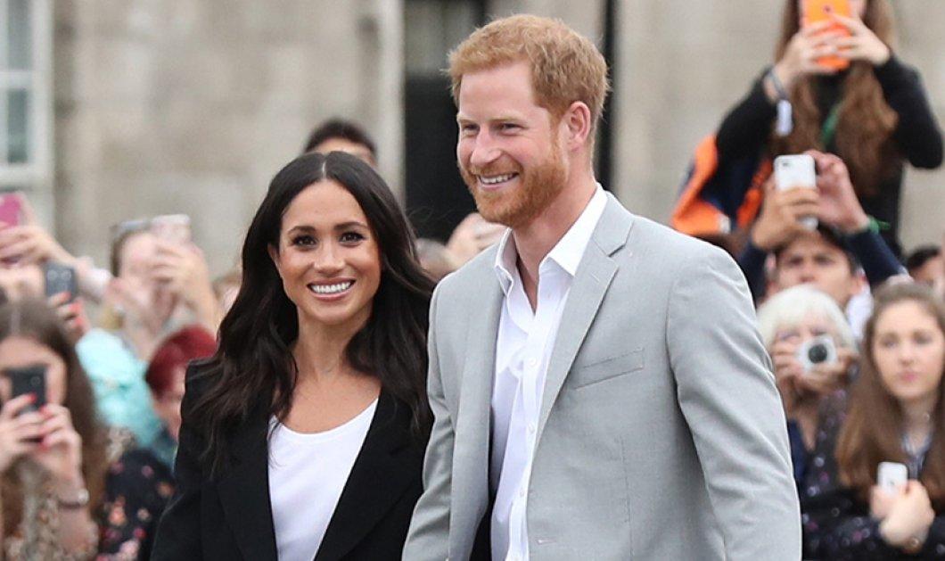 Έτοιμοι για το πρώτο τους υπεραντλαντικό ταξίδι ο πρίγκιπας Χάρι και η Μέγκαν - Τι πρέπει οπωσδήποτε να μάθουν πριν φύγουν; (φώτο) - Κυρίως Φωτογραφία - Gallery - Video