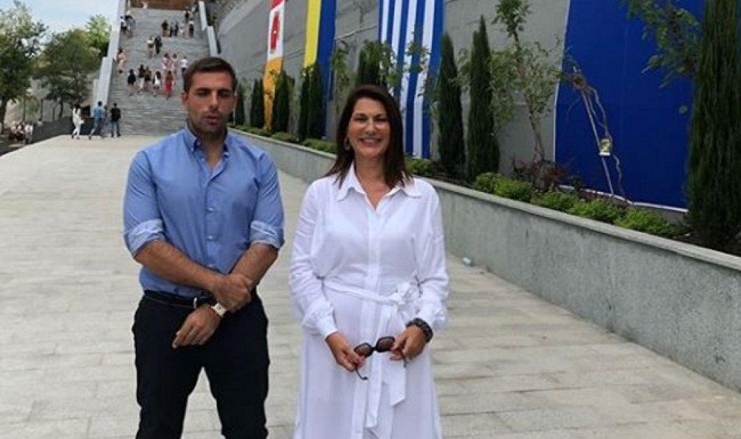 Αποκλ.: Μέσα στο δημιούργημά τους, το Πάρκο των Ελλήνων στην Οδησσό, μου μιλούν ο πρόεδρος του Ιδρύματος Μπούμπουρα κι οι γιοι του (Φωτό & Βίντεο) - Κυρίως Φωτογραφία - Gallery - Video