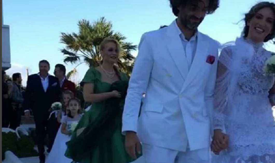 """""""Και έσονται οι δύο εις σάρκαν μία"""": Οι πρώτες εικόνες από το λαμπερό γάμο της Αθηνάς Οικονομάκου - Το """"απροσδόκητο"""" νυφικό - Το pre -wedding party (φώτο) - Κυρίως Φωτογραφία - Gallery - Video"""