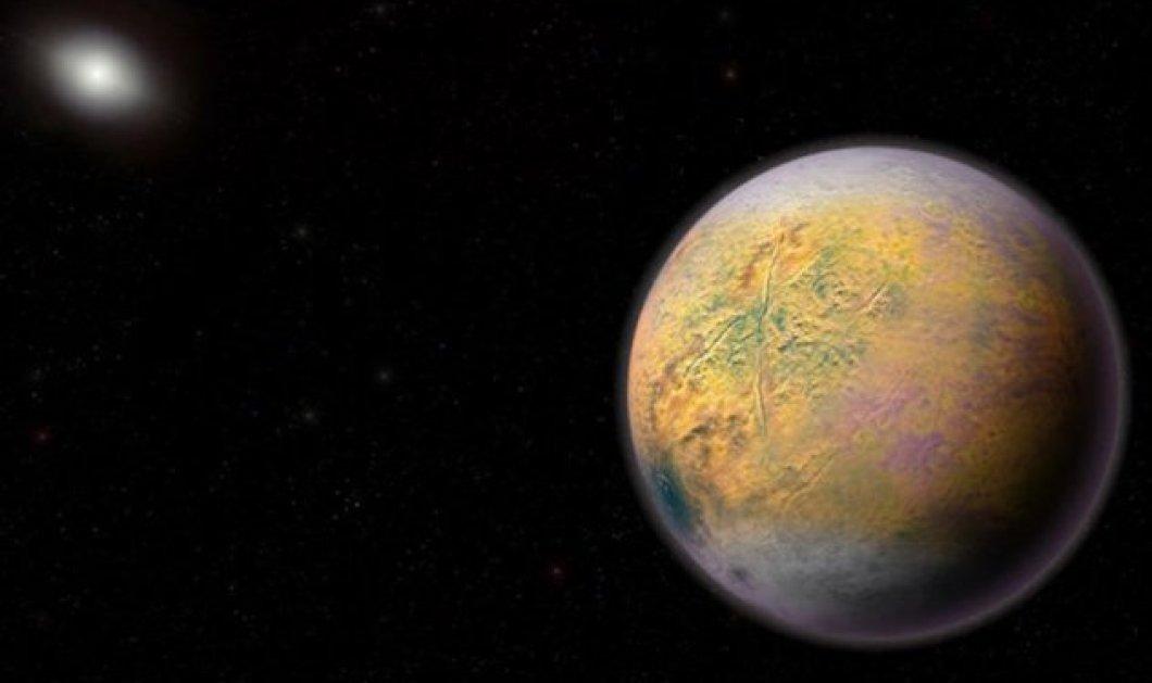 Αστρονόμοι βρήκαν καινούργιο ουράνιο σώμα: Πρόκειται για νέο πλανήτη μακρύτερα κι από τον Πλούτωνα! - Κυρίως Φωτογραφία - Gallery - Video