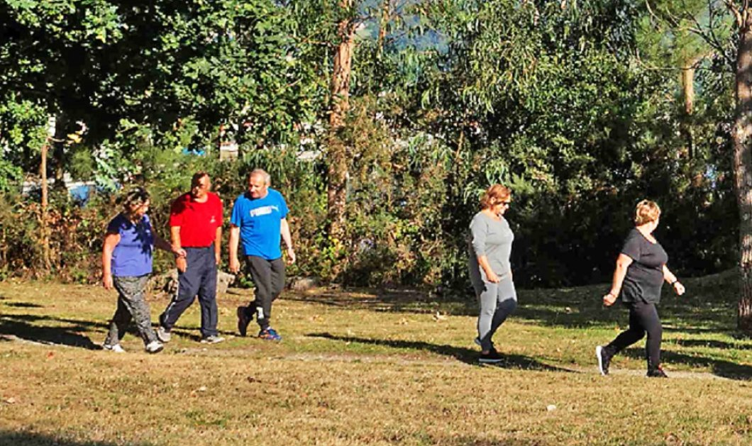 Ισπανία: 4000 πολίτες κάνουν όλοι μαζί δίαιτα - Στόχος να χάσουν στο σύνολο 100.000 κιλά   - Κυρίως Φωτογραφία - Gallery - Video
