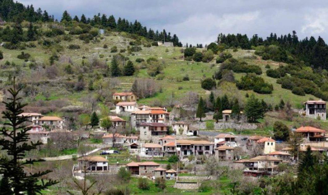 Ελάτη: Ένα ονειρικό χωριό κοντά στα Τρίκαλα κρυμμένο μέσα στα έλατα - Κυρίως Φωτογραφία - Gallery - Video