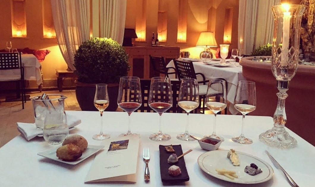 Patio: Το ειδυλλιακό εστιατόριο του ξενοδοχείου «The Margi» είναι ορισμός της υψηλής γαστρονομίας - Κυρίως Φωτογραφία - Gallery - Video