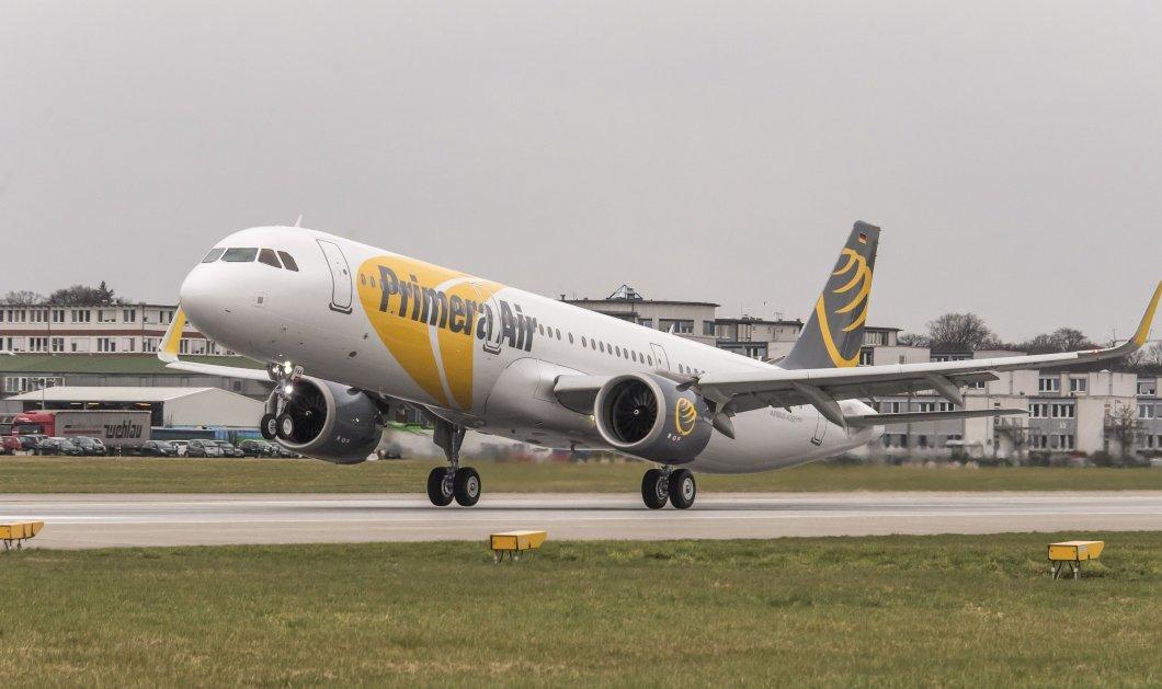 Πτώχευσε low cost αεροπορική εταιρεία - 400 οργισμένοι επιβάτες ξέμειναν στα Χανιά (Φωτό) - Κυρίως Φωτογραφία - Gallery - Video