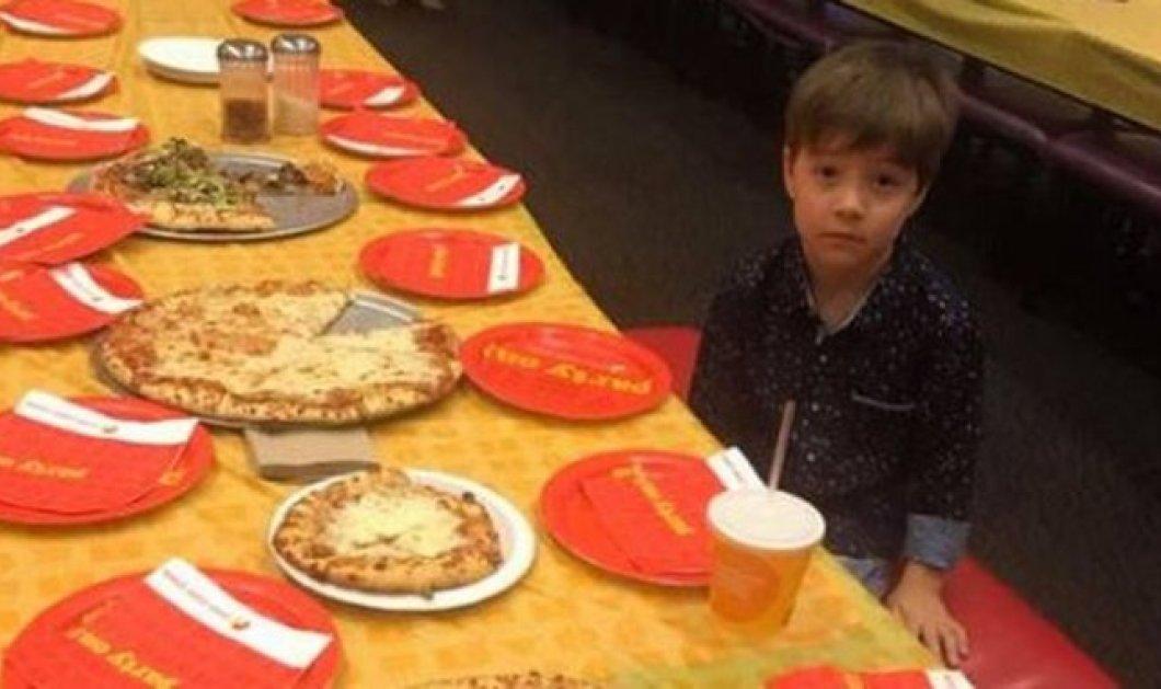 Δεν πήγε κανένας από τους 32 συμμαθητές στα γενέθλια του 6χρονου - Τώρα όμως γιορτάζει με τις ομάδες μπάσκετ-ποδοσφαίρου - Κυρίως Φωτογραφία - Gallery - Video