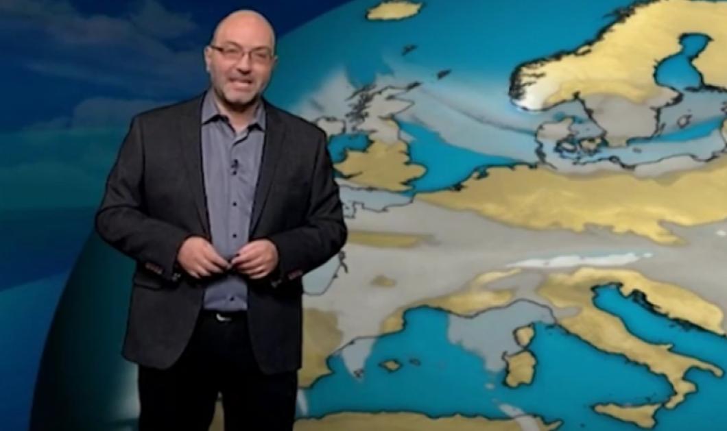 O Σάκης Αρναούτογλου υποδέχεται τον .....χειμώνα: Όλη η πρόγνωση του έγκυρου μετεωρολόγου για την αρχή της επόμενης εβδομάδας (Βίντεο) - Κυρίως Φωτογραφία - Gallery - Video