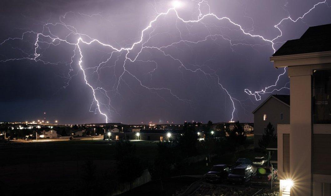 """Αλλάζει το σκηνικό του καιρού: Αναμένουμε τον """"Ορέστη"""" που θα φέρει καταιγίδες και χαλάζι - Κυρίως Φωτογραφία - Gallery - Video"""