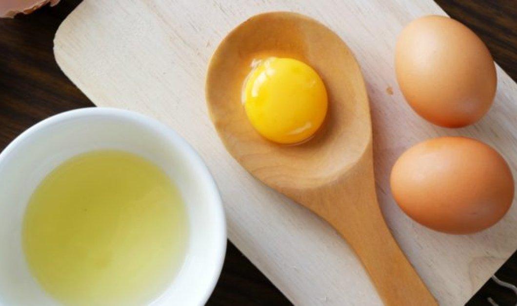 Σπύρος Σούλης: Όλα όσα μπορείτε να κάνετε στο σπίτι σας με ασπράδι αυγού (Φωτό) - Κυρίως Φωτογραφία - Gallery - Video