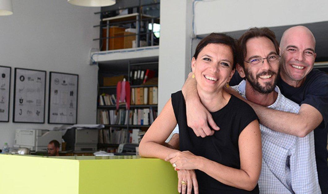 Μade in Greece οι We Design: Έτσι είναι να πίνεις τον καφέ σου σε κούπες με μύθους του Αισώπου & να ανακαλύπτεις τα ελληνικά νησιά με σταυρόλεξα πάνω σε t-shirts - Κυρίως Φωτογραφία - Gallery - Video