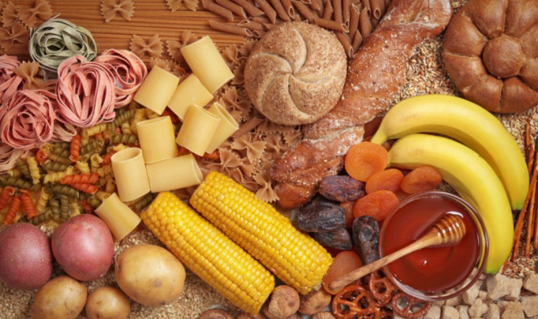 Δίαιτα χαμηλών υδατανθράκων: Καίει περισσότερες θερμίδες σε βάθος χρόνου - Κυρίως Φωτογραφία - Gallery - Video