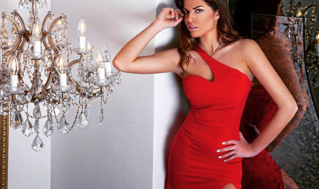 5eb59ffa271b Irene Angelopoulos  Η εντυπωσιακή Ελληνίδα σχεδιάζει Prêt-a-porter deluxe  ρούχα   «