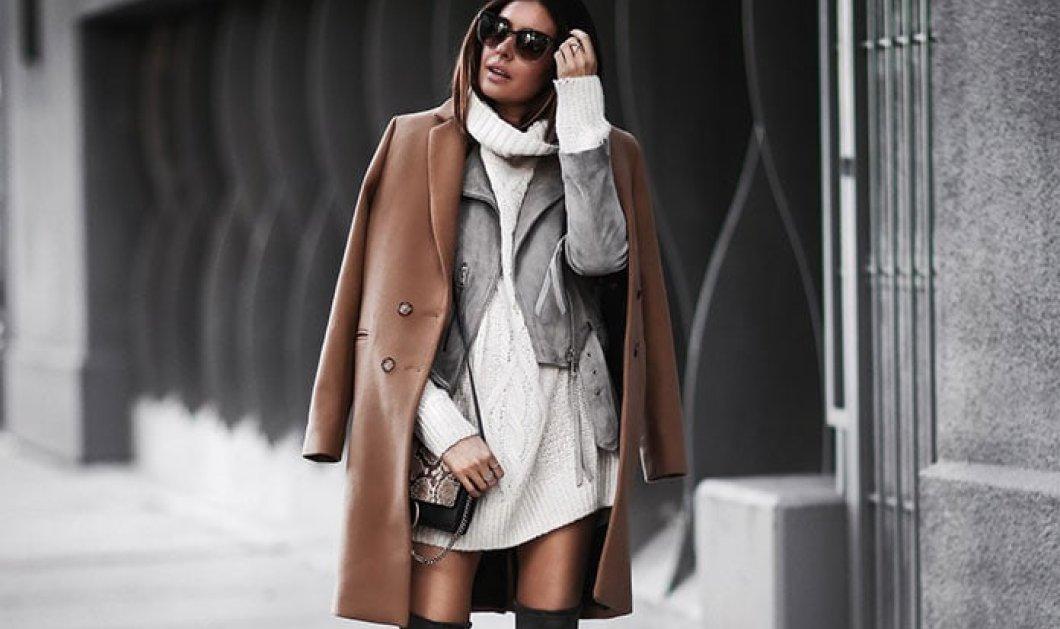 ... είστε πάντα κομψές   μέσα στην μόδα με υπογραφή της Vogue - Φώτο ·  Χειμώνας 2019  Υπέροχες ιδέες για να διαλέξετε το παλτό που θα σας ζεστάνει  - Φώτο c9810174fa0
