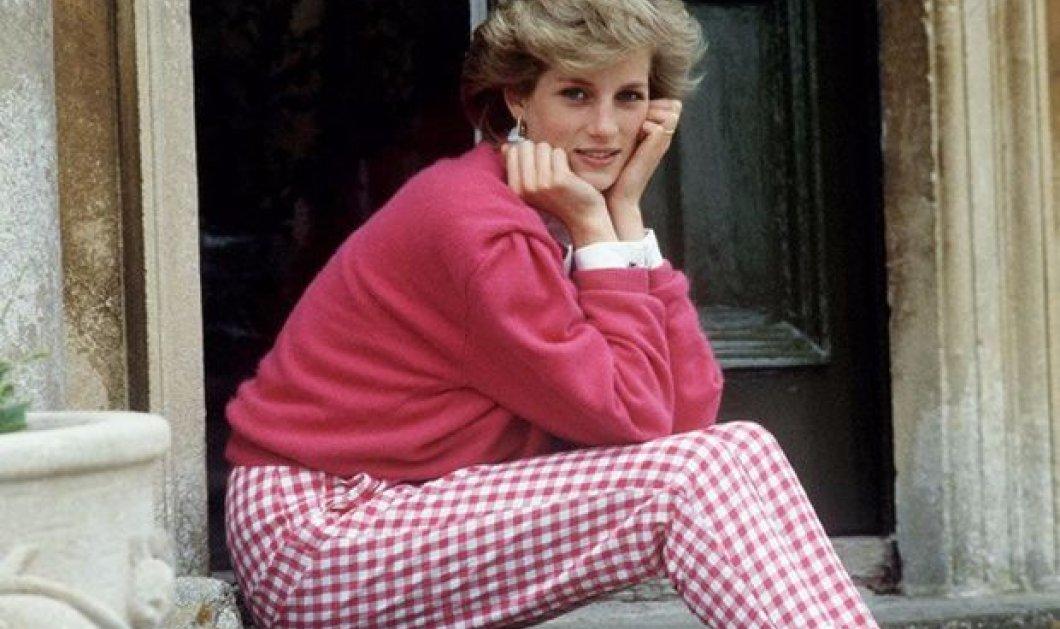 Vintage Pic: H κάρτα με την ευχή της πριγκίπισσας Diana για τις γιορτές του 1996 - Η τελευταία της πριν πεθάνει  - Κυρίως Φωτογραφία - Gallery - Video