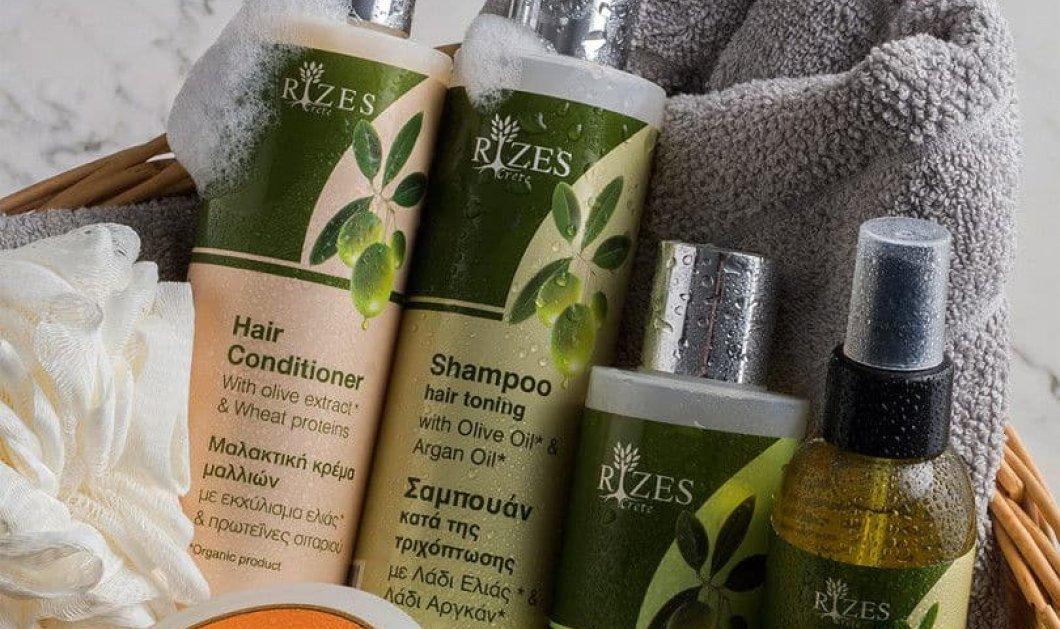 Made in Greece η «Rizes Crete»: Κρητική παράδοση σε προϊόντα περιποίησης προσώπου, σώματος & μαλλιών άκρως φυσικά & θρεπτικά για την επιδερμίδα μας - Κυρίως Φωτογραφία - Gallery - Video