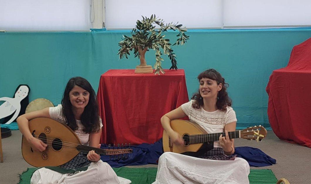 Ο Καμπουράκος & οι Καλικάντζαροι στην ΠΥΡΝΑ! Αφήγηση παραμυθιού με μουσική, τραγούδια & παιχνίδι - Κυρίως Φωτογραφία - Gallery - Video